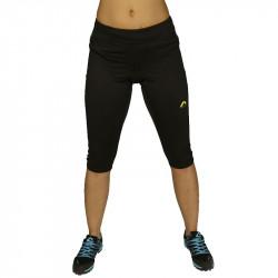 Дамски Клин MORE MILE More-Tech Ladies 3/4 Capri Running Tights