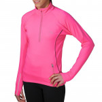 Дамски Суичър MORE MILE Vancouver Ladies Thermal Running Top