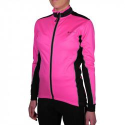 Дамско Яке За Колоездене MORE MILE Bari Soft Shell Ladies Cycling Jacket