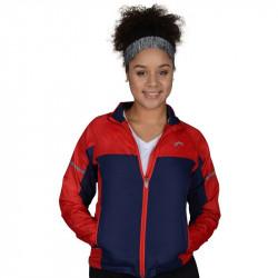 Дамско Яке MORE MILE Select Woven Ladies Running Jacket