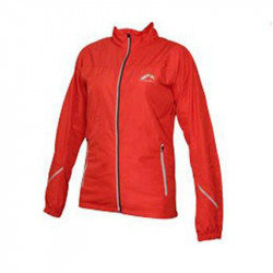 Дамско Яке/Ветровка MORE MILE Reflective Ladies Running Jacket