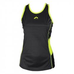Дамски Потник MORE MILE Racer Back Ladies Running Vest