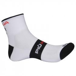 Мъжки Чорапи MORE MILE Piu Miglia Monza Cycling Socks