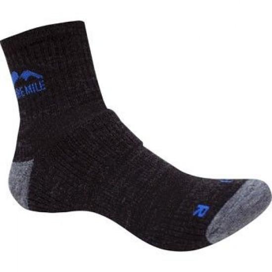 Мъжки Чорапи MORE MILE Vermont Wool Running Sock
