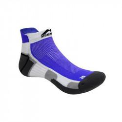 Мъжки Чорапи MORE MILE Miami Running Socklet