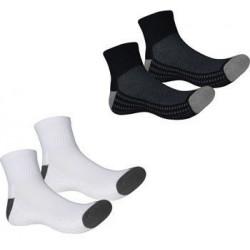 Комплект Детски Чорапи MORE MILE Cadeo Coolmax Twin Pack Running Socks