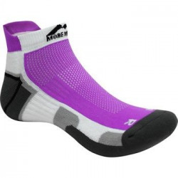Детски Чорапи MORE MILE Miami Running Socklet