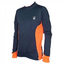 Детски Термо Суичър MORE MILE Thermal Long Sleeve Junior Cycling Jersey