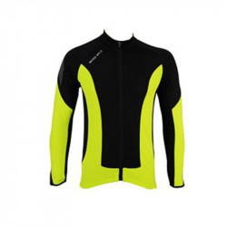 Детски Суичър MORE MILE Thermal Long Sleeve Junior Cycle Jersey