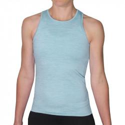 Детски Потник MORE MILE Heather Girls Running Vest