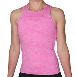 Детски Потник MORE MILE Heather Girls Running Vest