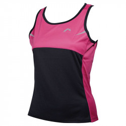 Детски Потник MORE MILE Girls Running Vest