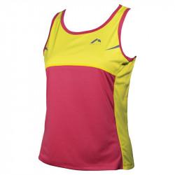 Детски Потник MORE MILE Girls Running Vest