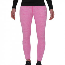 Детски Клин MORE MILE Heather Girls Long Running Tights