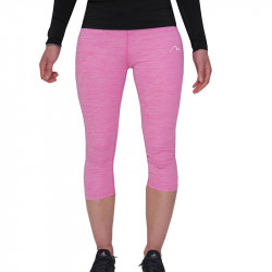 Детски Клин MORE MILE Heather Girls 3/4 Capri Running Tights