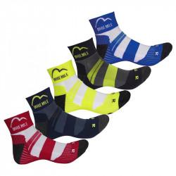Комплект Мъжки Чорапи MORE MILE Endurance Running Socks - 5 Pack