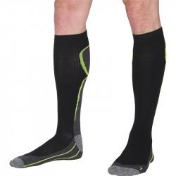Мъжки Компресионни Чорапи MORE MILE More Mile R2R Compression Running Socks