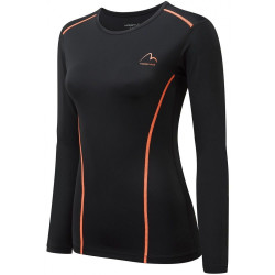 Дамска Термо Блуза MORE MILE Compression Ladies Long Sleeve Top