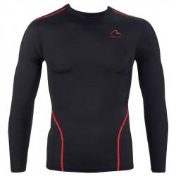 Мъжка Термо Блуза MORE MILE Compression Mens Long Sleeve Top