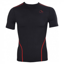 Мъжка Термо Тениска MORE MILE Compression Mens Short Sleeve Top