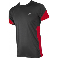 Мъжка Тениска MORE MILE Aspire Mens Short Sleeve Running Top