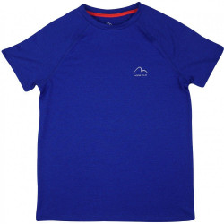 Детска Тениска MORE MILE Boys Short Sleeve Running Top