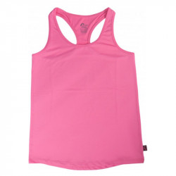 Детски Потник MORE MILE Racer Back Girls Running Vest