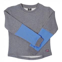 Детска Блуза MORE MILE Girls Fleece Sweatshirt
