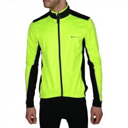 Мъжко Яке За Колоездене MORE MILE Piu Miglia Bari Soft Shell Mens Cycling Jacket
