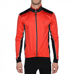 Мъжко Яке За Колоездене MORE MILE Piu Miglia Bari Soft Shell Mens Cycling Jacket