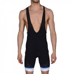 Мъжки Екип За Колоездене MORE MILE Start Cycles Team Cycling Bib Shorts