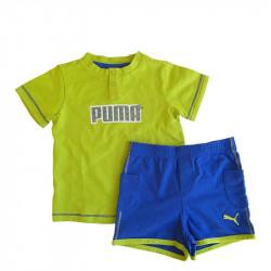 Бебешки Спортен Екип PUMA Basic Boys Set