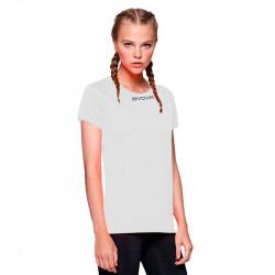 Дамска Тениска GIVOVA Shirt One ML 0003