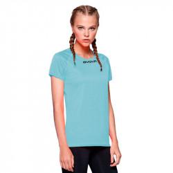 Дамска Тениска GIVOVA Shirt One ML 0005