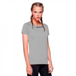 Дамска Тениска GIVOVA Shirt One ML 0027