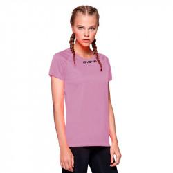 Дамска Тениска GIVOVA Shirt One ML 0011
