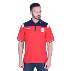Мъжка Тениска ZEUS Polo Vesuvio SR Logo