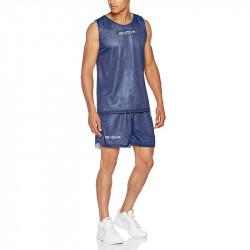 Двулицев Баскетболен Екип GIVOVA Kit Double 0403