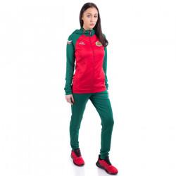Дамски Анцуг FLAIR Official Bulgaria Tracksuit