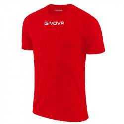 Мъжка Тениска GIVOVA Shirt Capo MC 0012