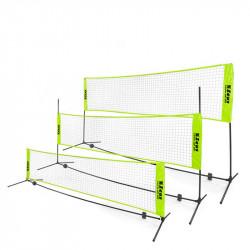 Мрежа За Фут-Тенис/Джитбол ZEUS Soccer Tennis Badminton Set