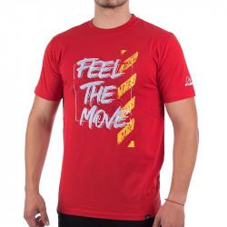 Мъжка Тениска FLAIR Danger FTM T-Shirt