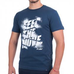 Мъжка Тениска FLAIR FTM Icy T-Shirt