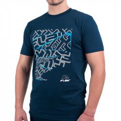Мъжка Тениска FLAIR Marmo T-Shirt