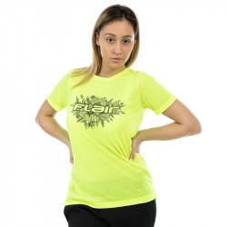 Дамска Тениска FLAIR Floral Logo T-Shirt SS20