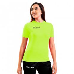 Дамска Тениска GIVOVA T-Shirt Fresh 0019