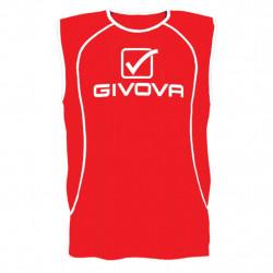 Мъжки Тренировъчен Потник GIVOVA Casacca Fluo Sponsor 0012