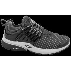 Дишащи дамски маратонки ГК 30229-1 черен | Летни дамски маратонки