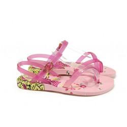 Анатомични детски бразилски сандали Ipanema 81930 розов 25/30 | Бразилски чехли и сандали