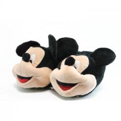 Детски домашни пантофи ДФ TEVERE K270 черен 29/35 | Домашни чехли и пантофи